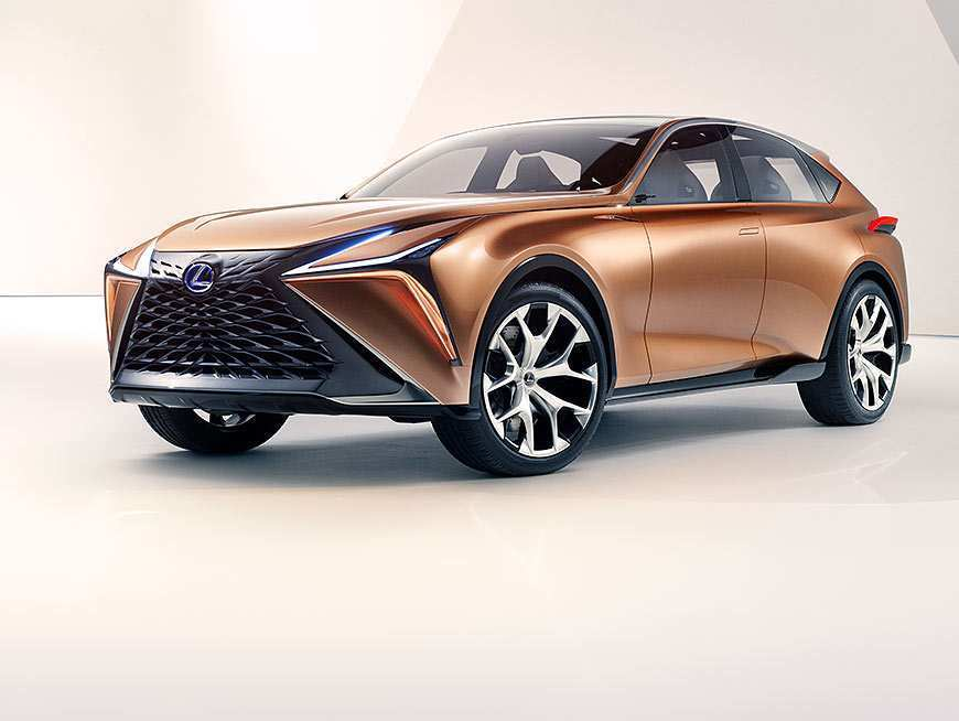 60 New 2020 Lexus Lf1 Concept And Review