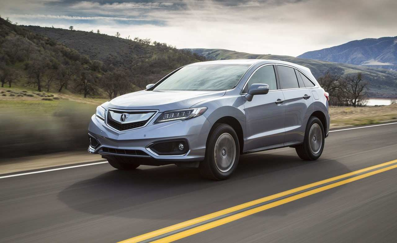 60 New When Is The 2020 Acura Rdx Coming Out Concept