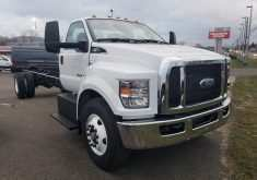 2019 Ford 650