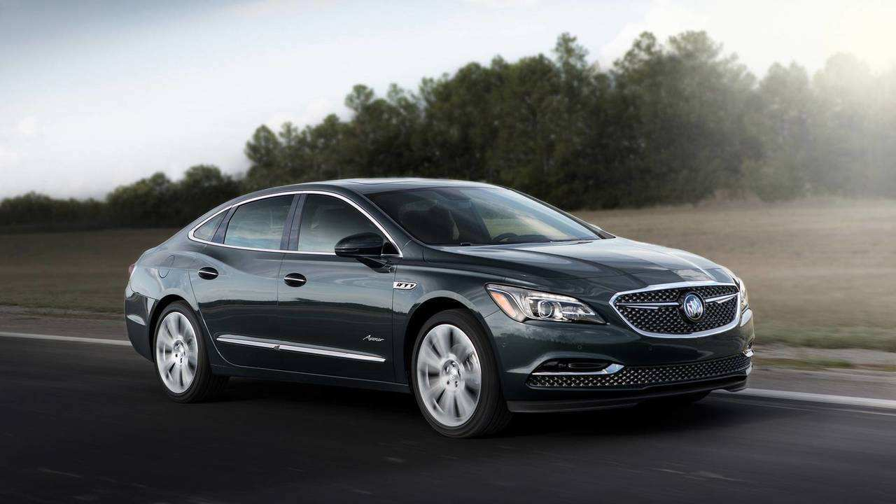 60 The 2020 Buick Lacrosse Refresh Redesign And Review