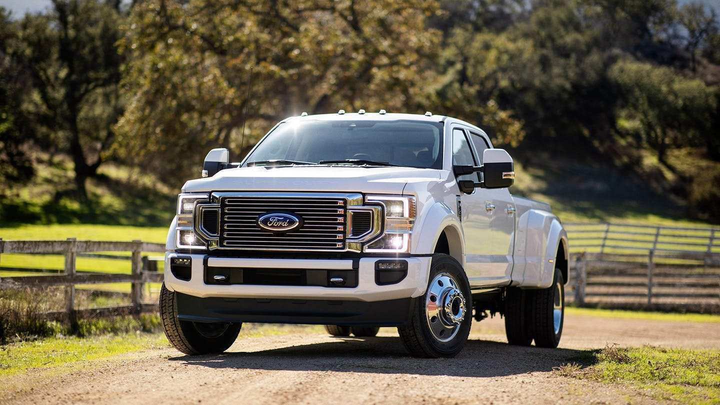 60 The 2020 Ford Diesel Specs
