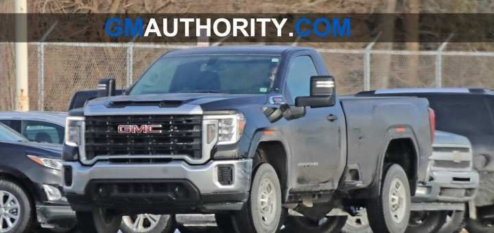 60 The 2020 Gmc Sierra 2500 Engine Options New Concept
