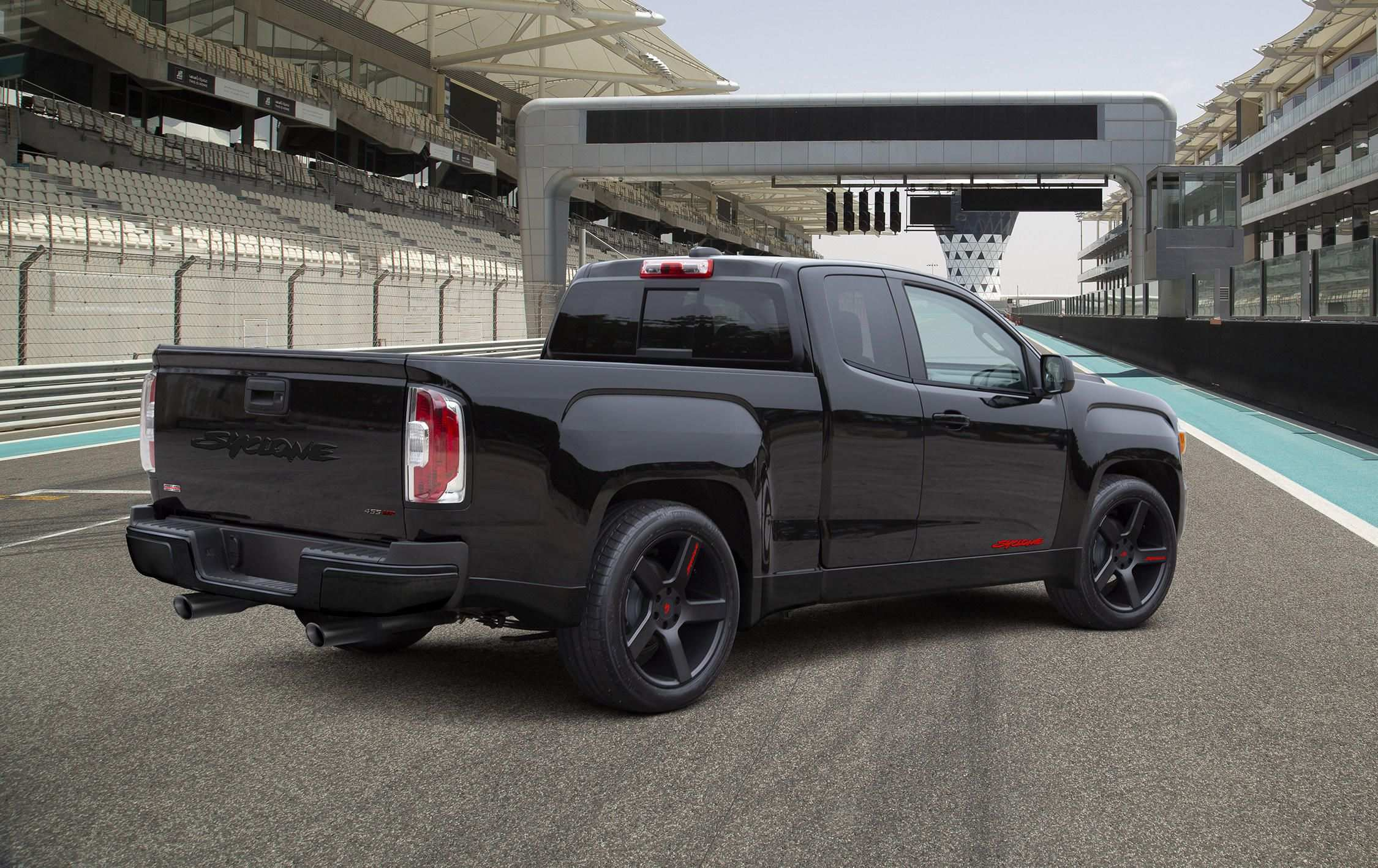 60 The 2020 Gmc Syclone New Concept