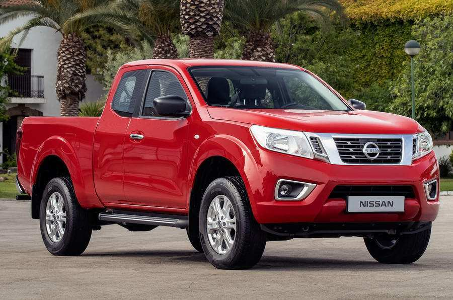 60 The 2020 Nissan Navara Uk Engine