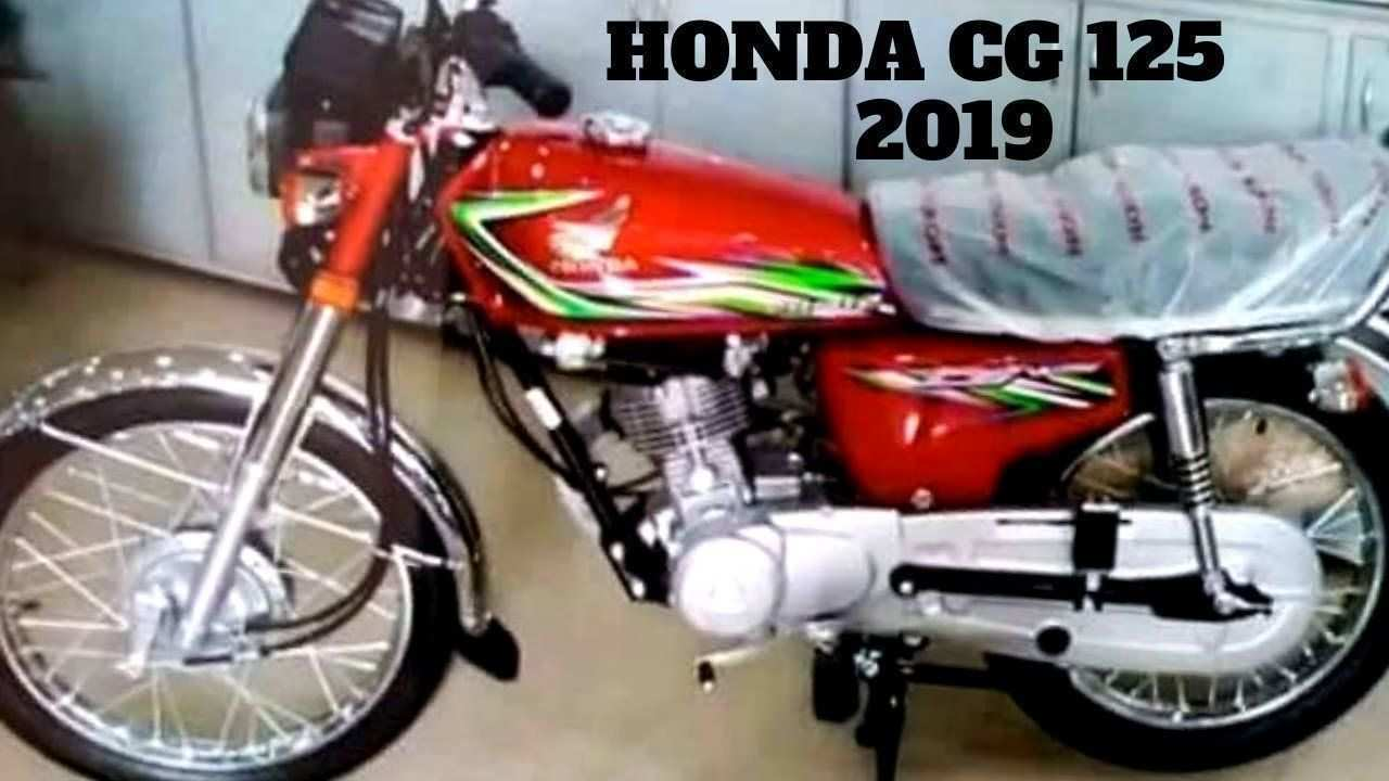 60 The Best 2019 Honda 125 Redesign