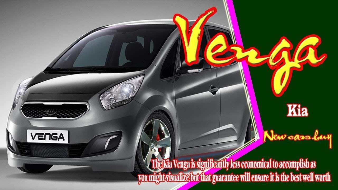 60 The Best 2019 Kia Venga Spesification