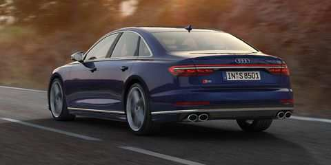 60 The Best 2020 Audi S8 Plus Engine