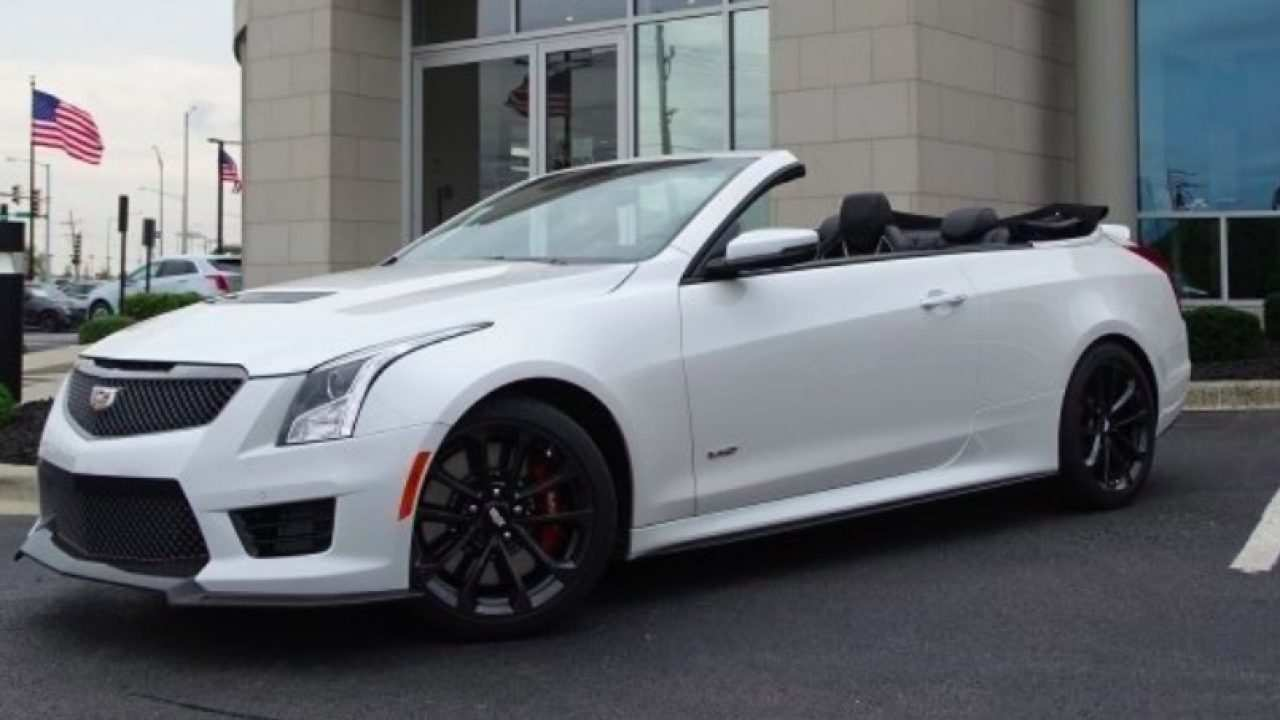 60 The Best 2020 Cadillac Convertible Configurations