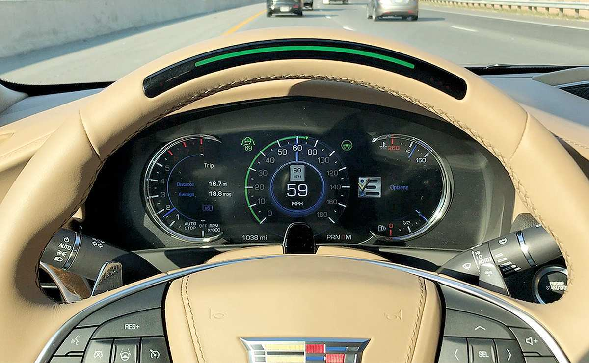 60 The Best Cadillac Super Cruise 2020 Review And Release Date