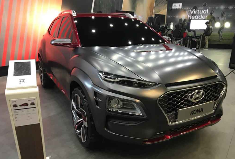 60 The Best Hyundai Kona Electric 2020 Picture