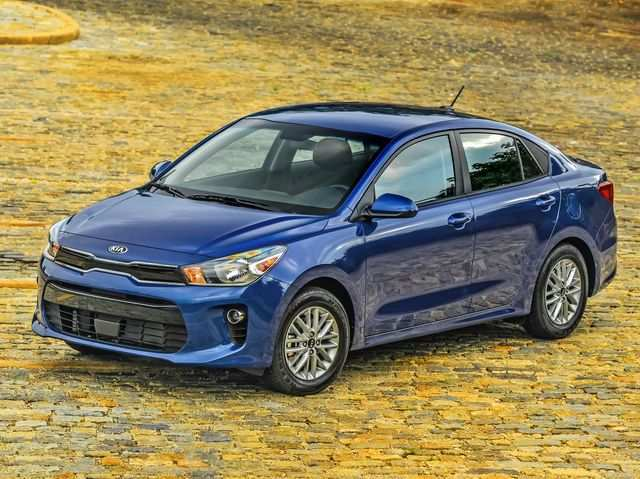 60 The Best Kia Rio 2020 Review Price And Review