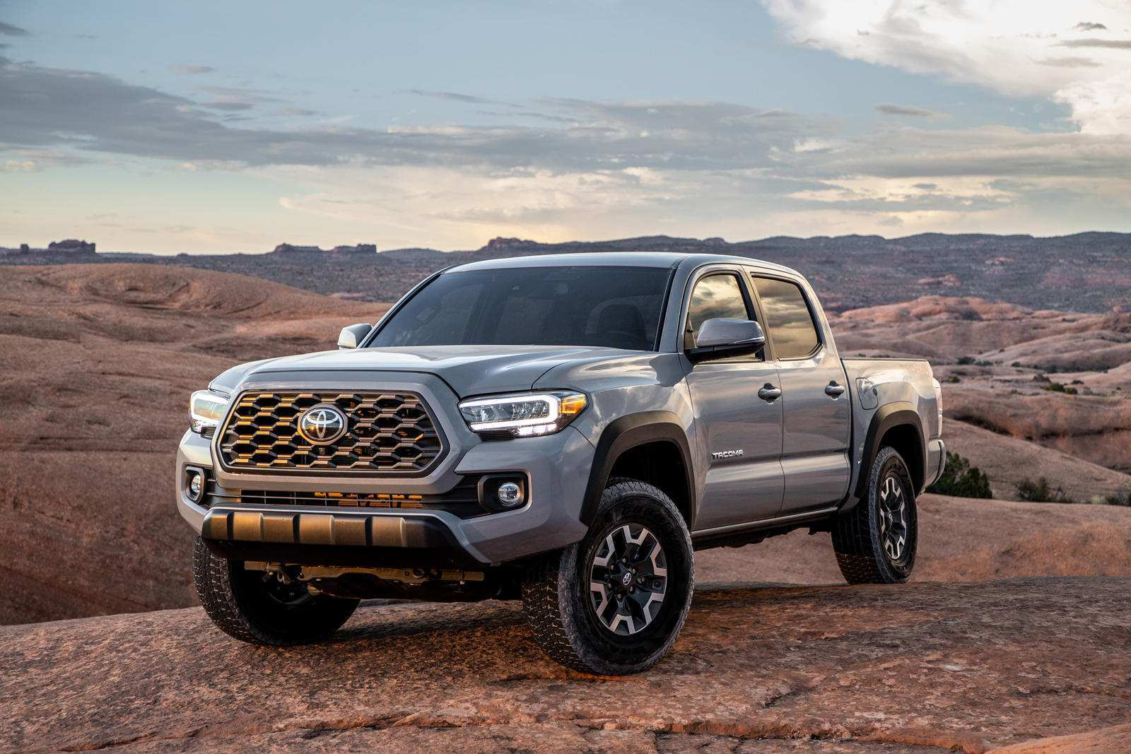 60 The Toyota Tacoma 2020 Performance And New Engine