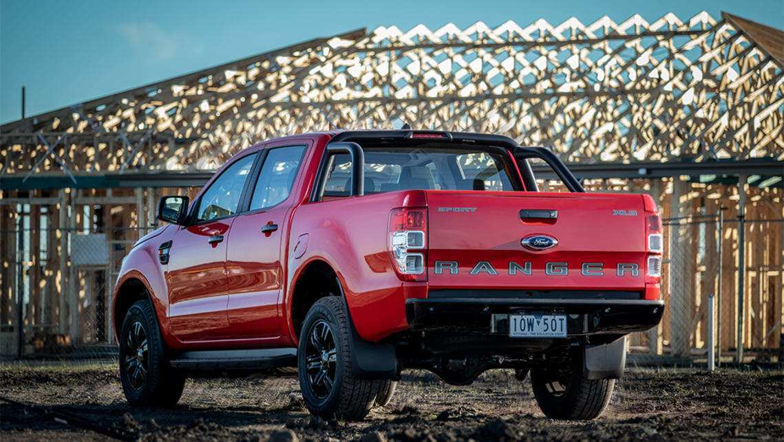61 A 2019 Ford Ranger Aluminum Images