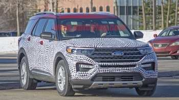 61 A Ford Unveils The New 2020 Explorer Spesification