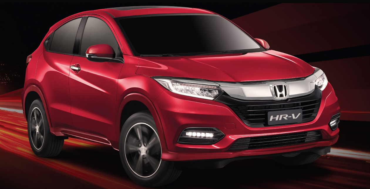 61 A Honda Hrv 2020 Redesign Overview