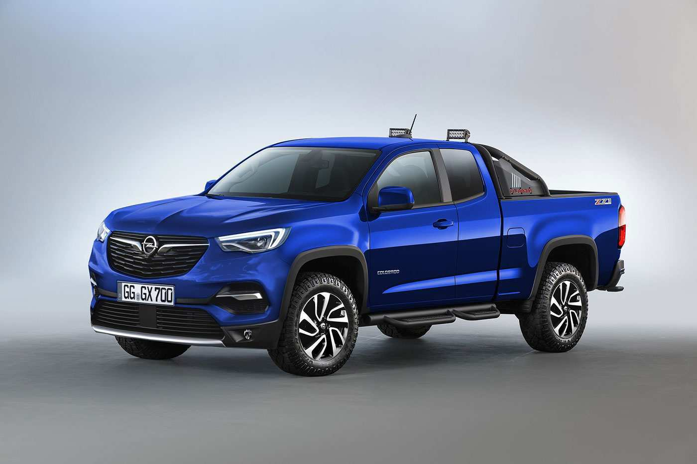 61 A Opel Colorado 2020 Redesign And Review