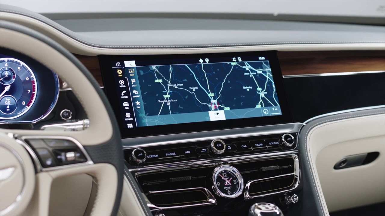 61 All New 2019 Bentley Flying Spur Interior Release Date