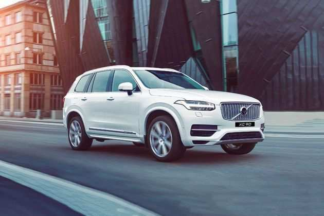 61 All New 2019 Volvo Models Ratings