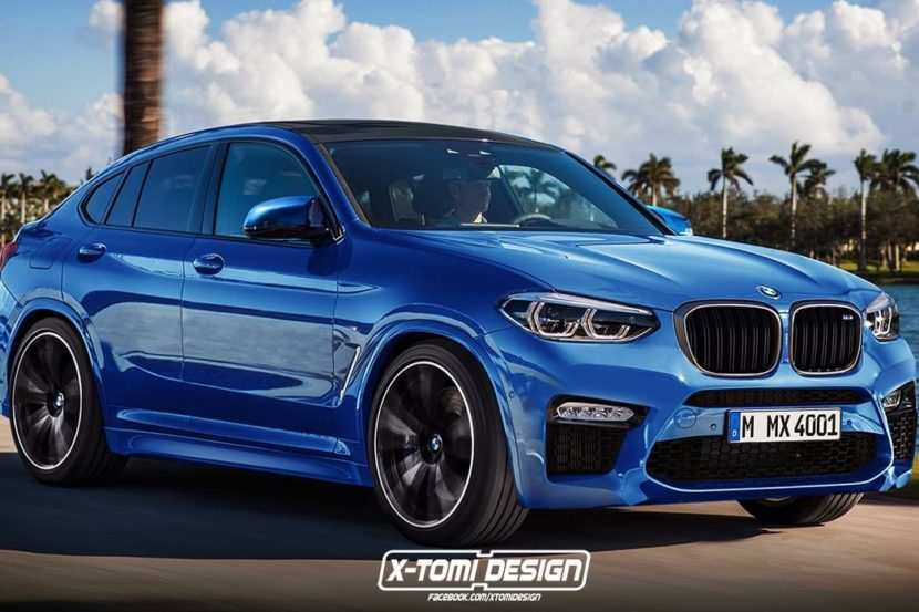 61 All New 2020 Bmw X4M Pricing
