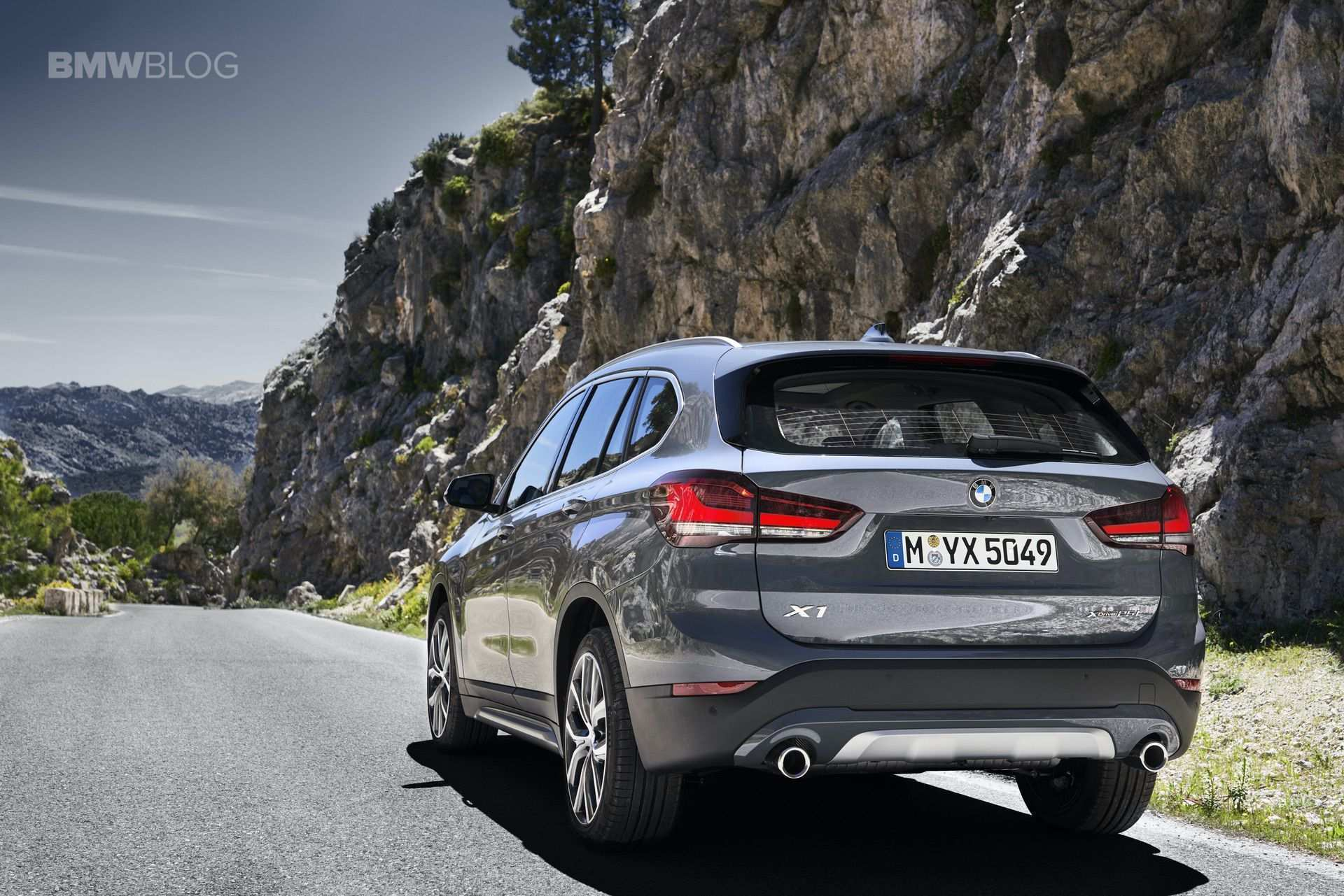 61 All New Bmw X1 2020 Facelift Rumors