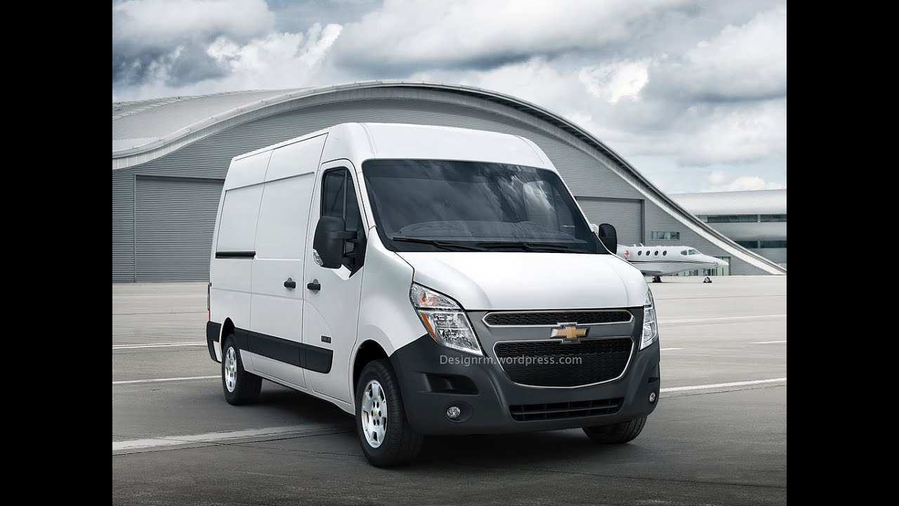 61 All New Chevrolet Express 2020 Review And Release Date
