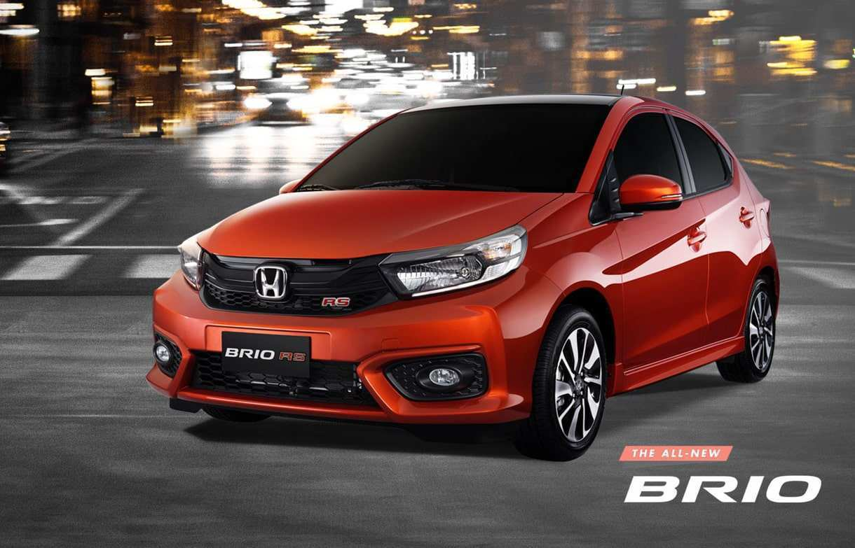 61 All New Honda Brio 2019 Exterior