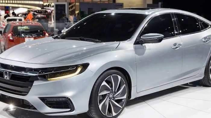 61 All New Honda City 2020 Interior Overview