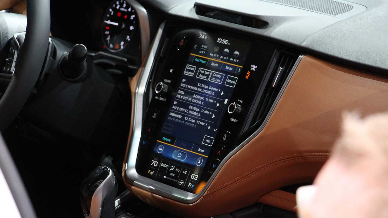61 All New Subaru Legacy 2020 Interior Interior