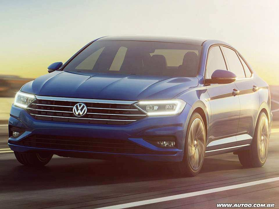 61 All New Volkswagen Linha 2020 Wallpaper