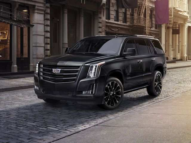 61 Best 2020 Cadillac Escalade Youtube Exterior