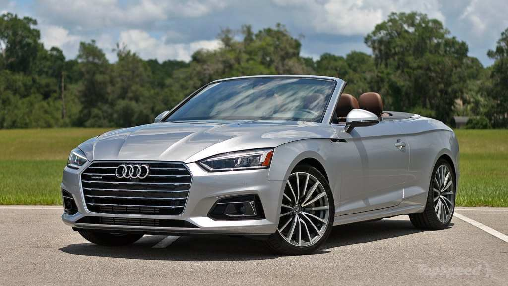 61 Best Audi Convertible 2020 Redesign