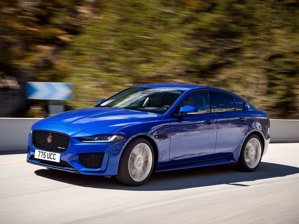 61 Best Jaguar Xe 2020 Interior New Model And Performance