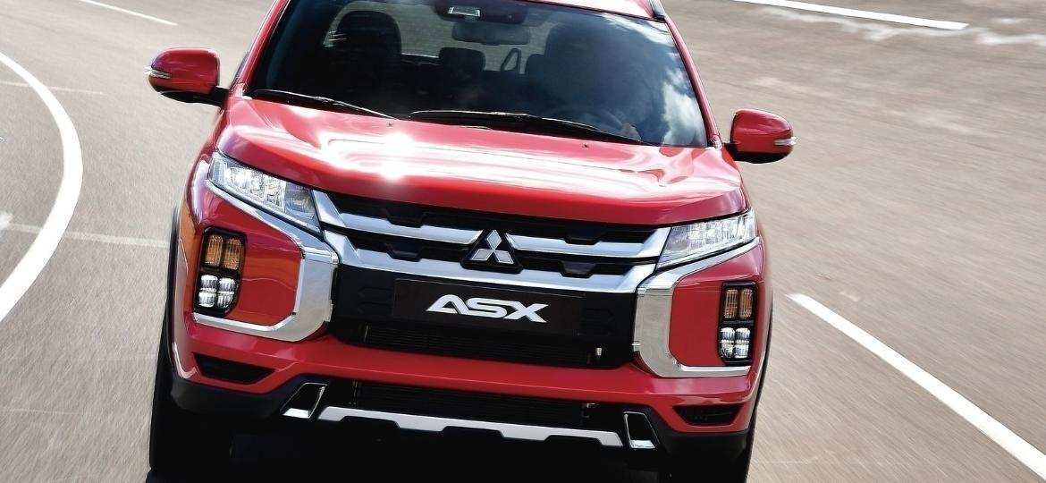 61 Best Mitsubishi Asx 2020 Ficha Tecnica Redesign And Review