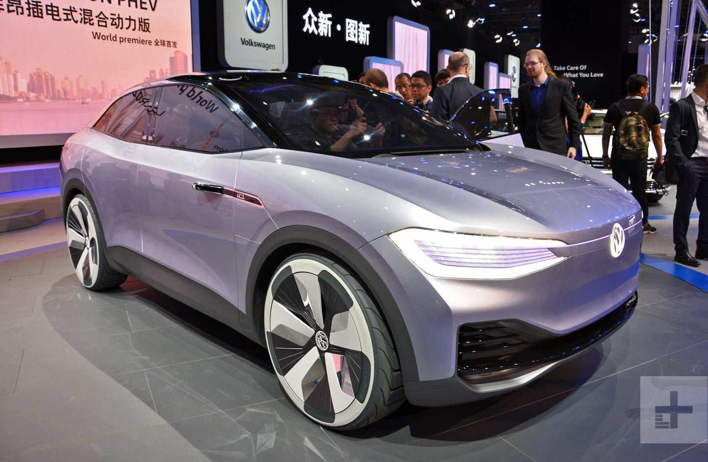 61 Best Volkswagen I D Crozz 2020 Photos