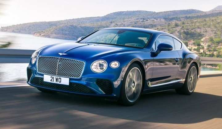 61 New 2019 Bentley Continental Redesign And Review