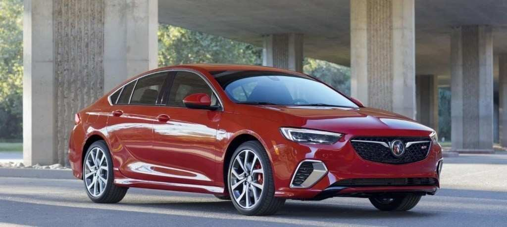 61 New 2020 Buick Firebird New Concept