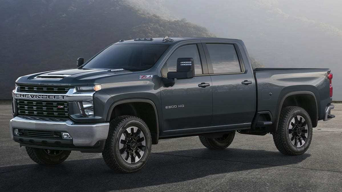 61 New 2020 Chevrolet Pickup Truck Release