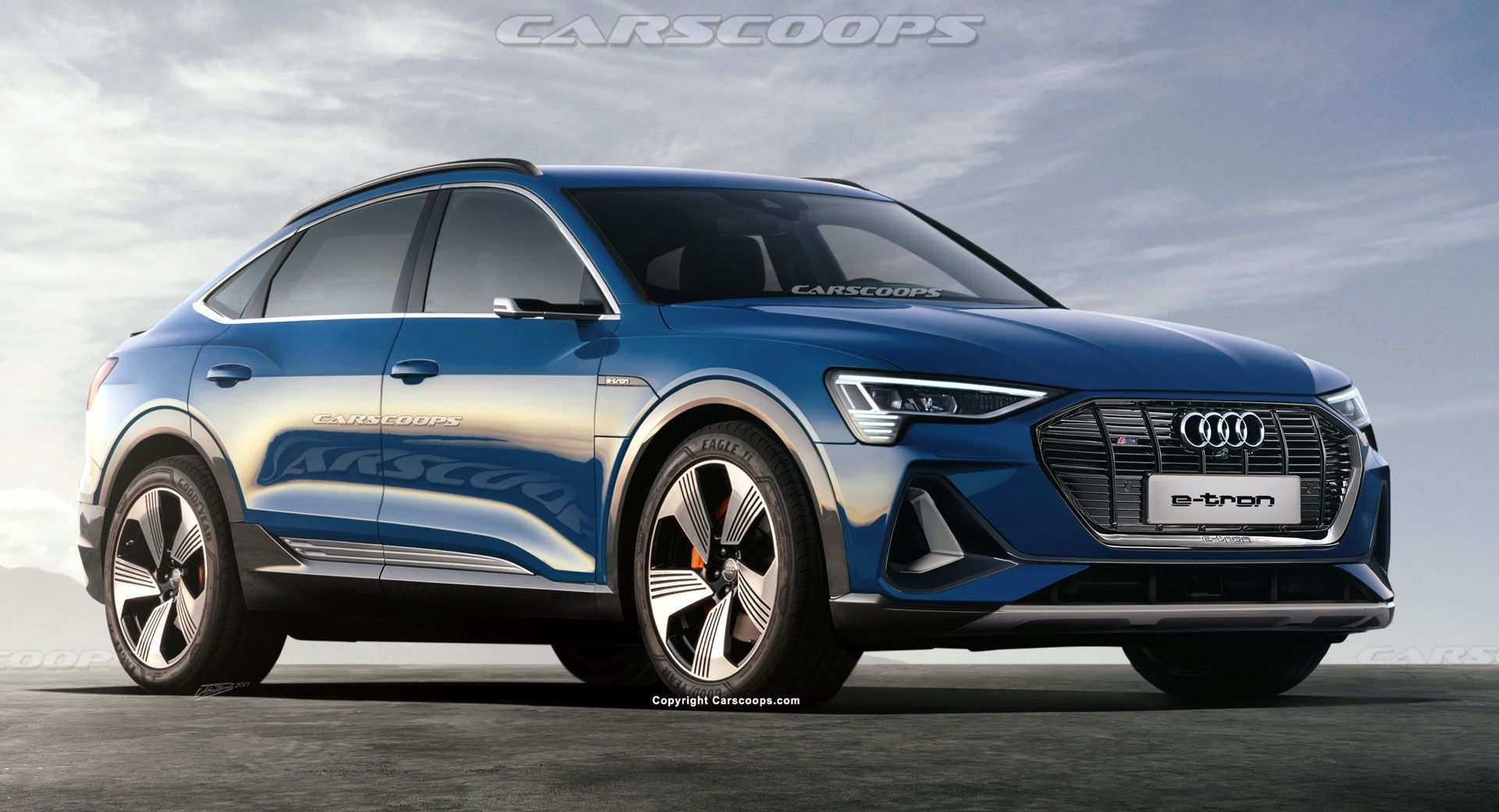 61 New Audi New Electric Car 2020 Reviews