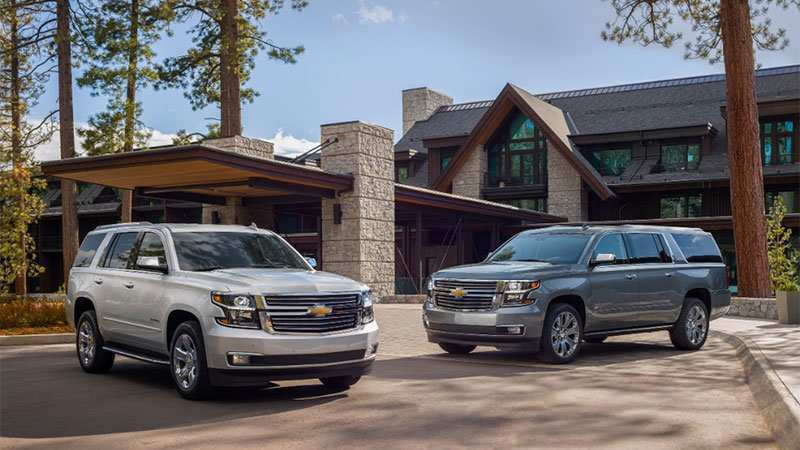 61 New Chevrolet Tahoe 2020 Release Date Concept And Review