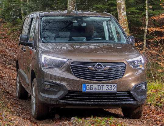 61 New Opel 4X4 2019 Picture