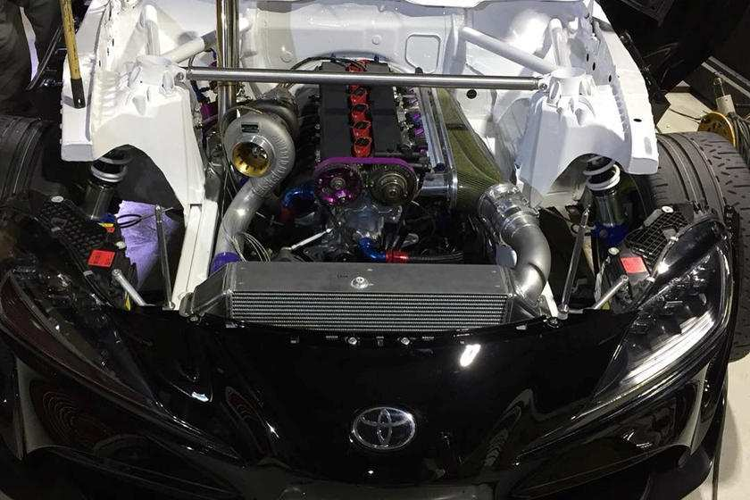 61 New Toyota Supra 2020 Engine New Review