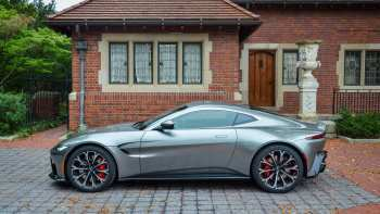 61 The 2019 Aston Martin Vantage Review Price Design And Review