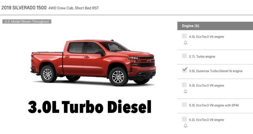 61 The 2019 Chevrolet 3 0 Diesel Review