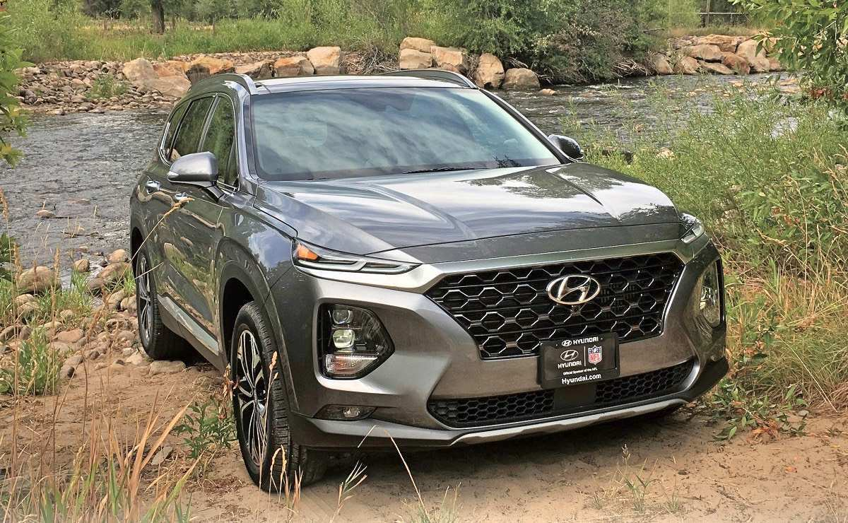 61 The 2019 Hyundai Santa Fe Sport Redesign Price Design And Review