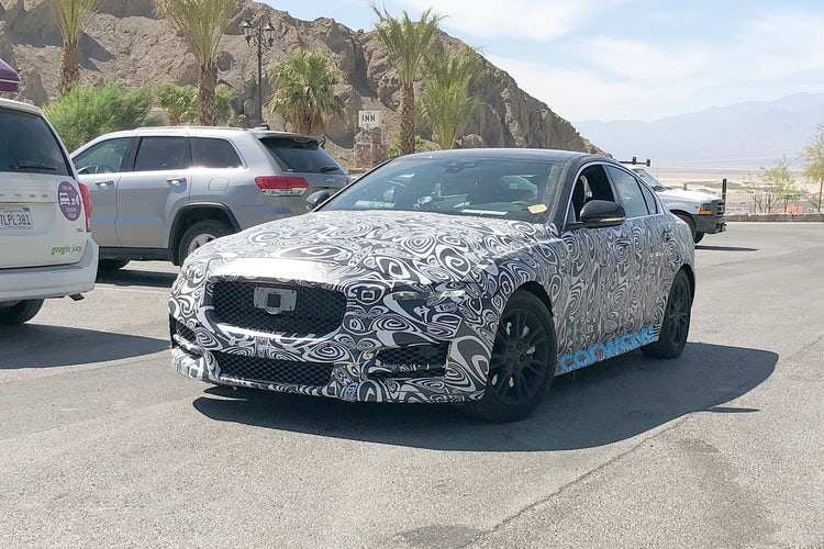 61 The 2019 Jaguar Xe Release Date Spy Shoot
