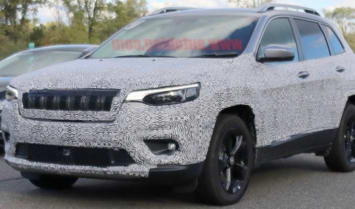 61 The 2019 Jeep Compass Release Date Redesign