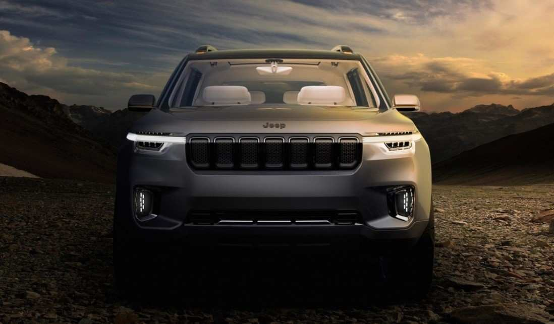 61 The 2019 Jeep Yuntu Engine
