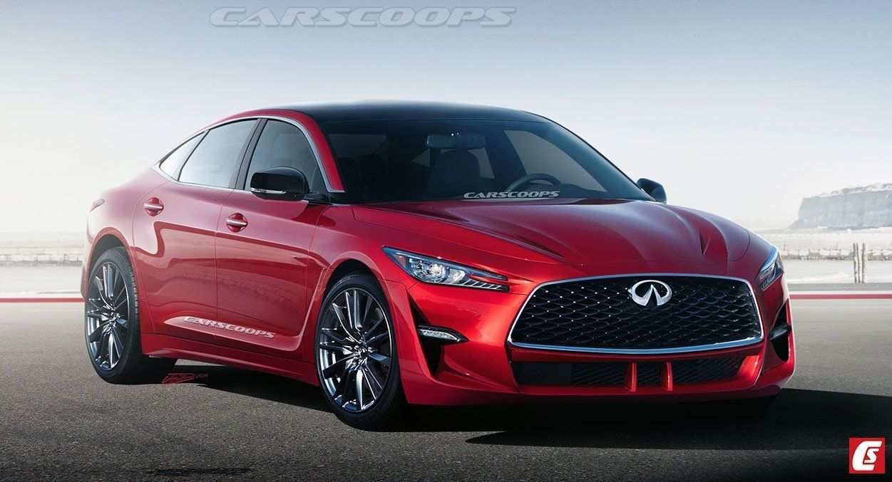 61 The 2020 Infiniti Cars Review