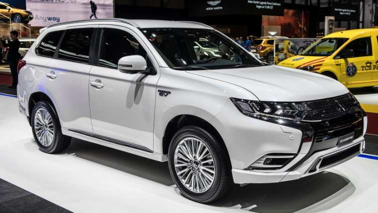 61 The 2020 Mitsubishi Outlander Gt Style