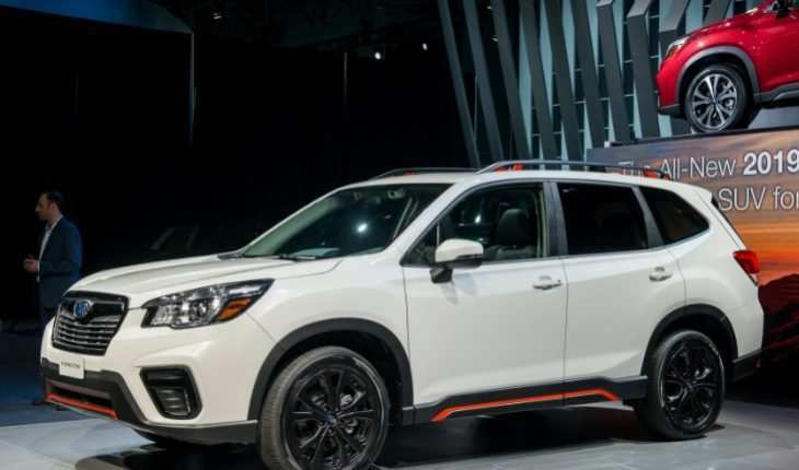61 The 2020 Subaru Suv Interior